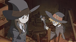 Little Witch Academia   OVA   28