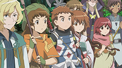 Log Horizon   12   22