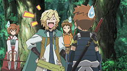 Log Horizon   12   24