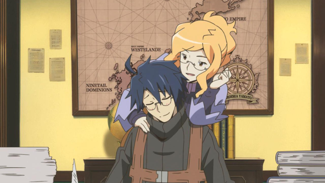 log horizon shiroe and akatsuki relationship problems