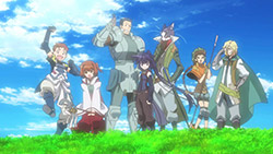 Log Horizon   25   33