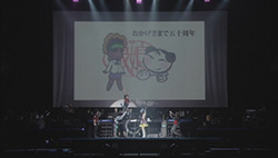 Macross F Galaxy Tour FINAL in Budokan   01   06