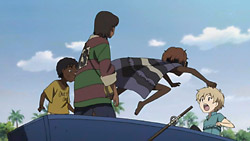 Michiko to Hatchin   07   13