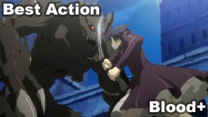 Action   Blood+