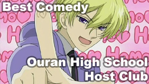 Comedy   Ouran High School Host Club