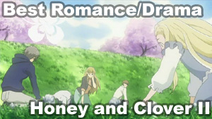 Romance Drama   Honey and Clover II