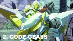 Fall 2006   Number 2   CODE GEASS