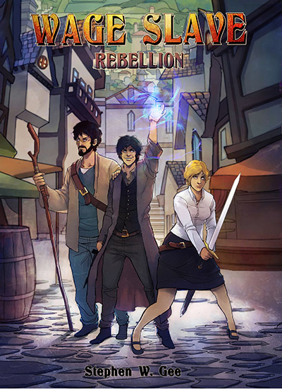 Wage Slave Rebellion Cover