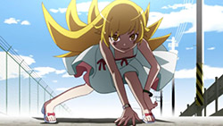 Monogatari Second Season   08   31