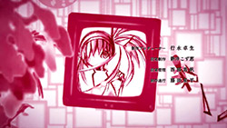 Monogatari Second Season   ED4   03