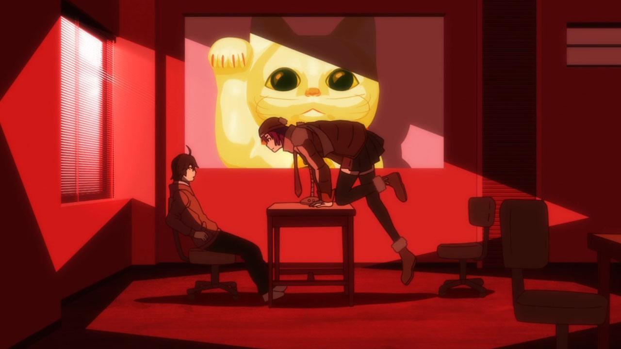 Owarimonogatari 2nd Season Hitagi Rendezvous Random Curiosity