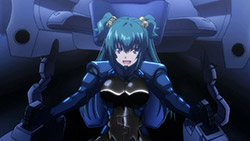 Muv Luv Alternative Total Eclipse   11   02
