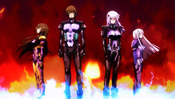 Muv Luv Alternative Total Eclipse   ED3.20   04