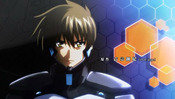 Muv Luv Alternative Total Eclipse   OP2.20   01