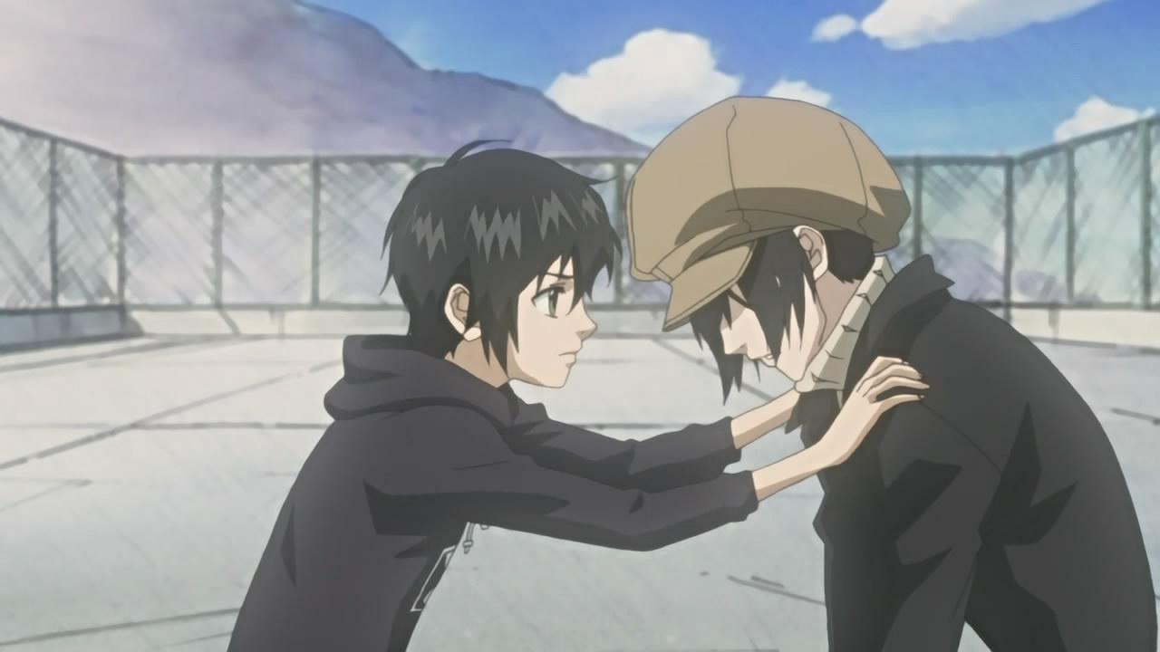 Nabari No Ou Miharu And Yoite Nabari no Ou - 17   Ra...