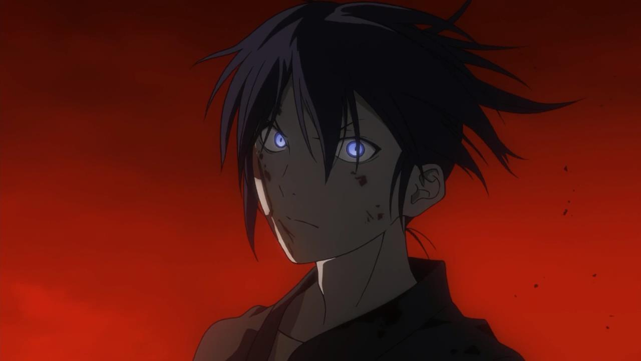 Noragami 12 End Random Curiosity
