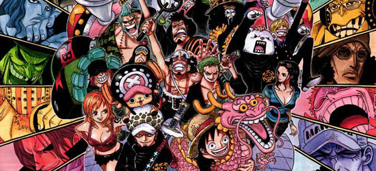 One Piece Manga   704