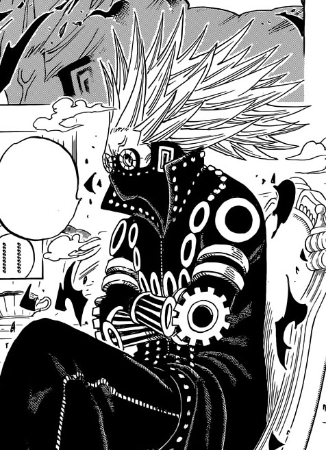 One Piece 722 to 723 – Mancrush Overload! A Badass Enters ...