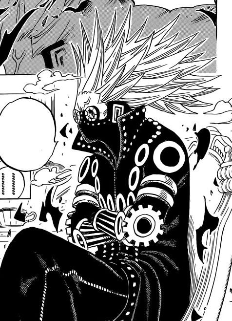 One Piece Sabo Alive