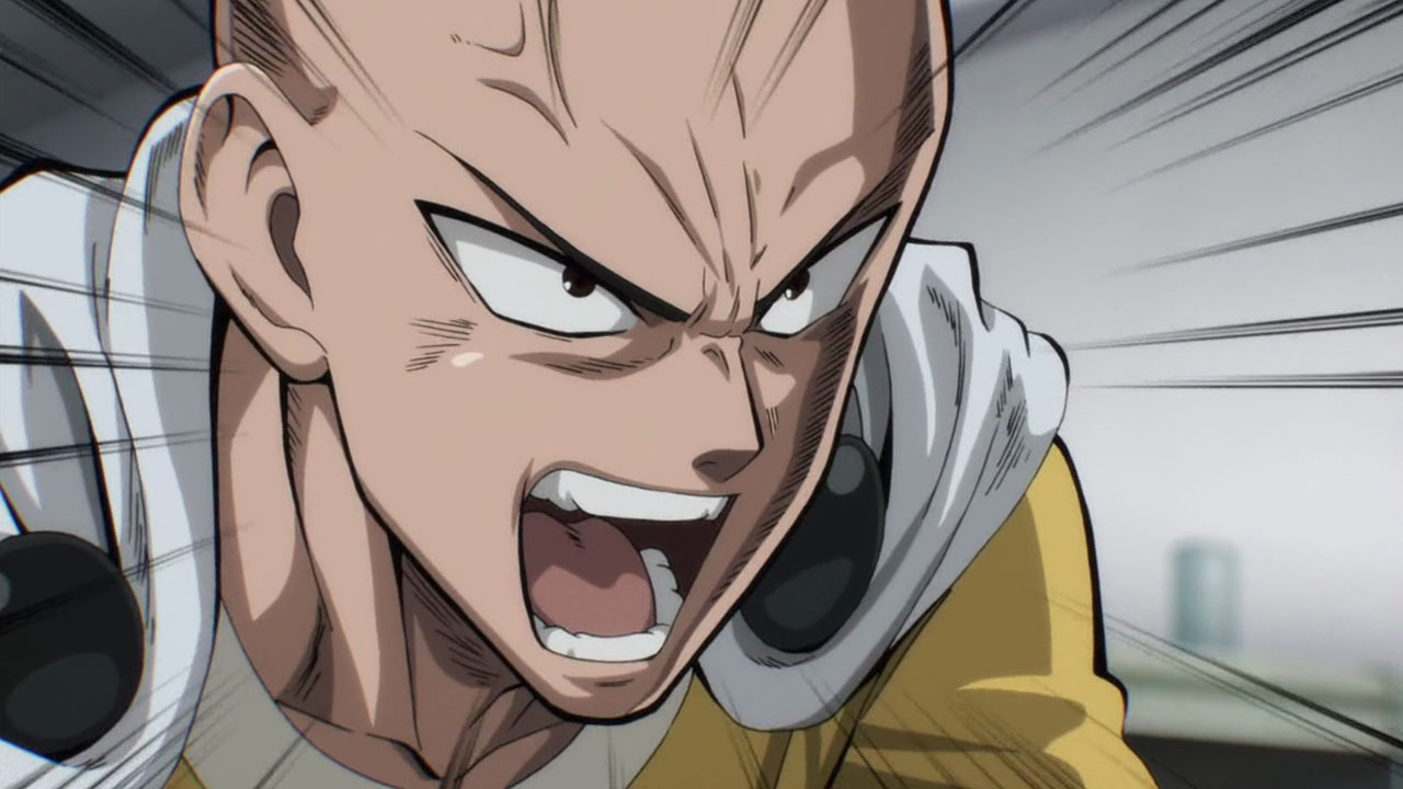 One-Punch Man - 02 | Random Curiosity