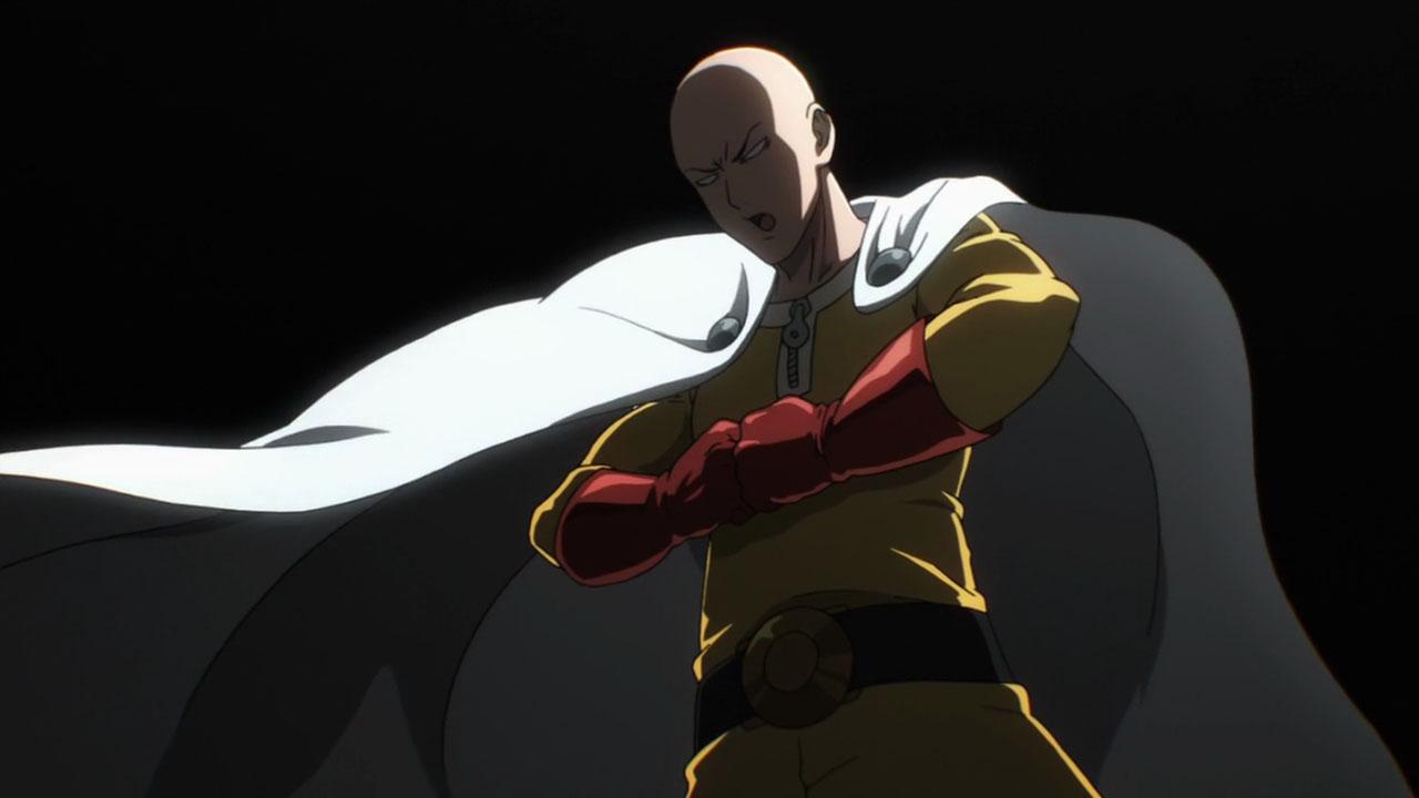 One-Punch Man - 04 | Random Curiosity
