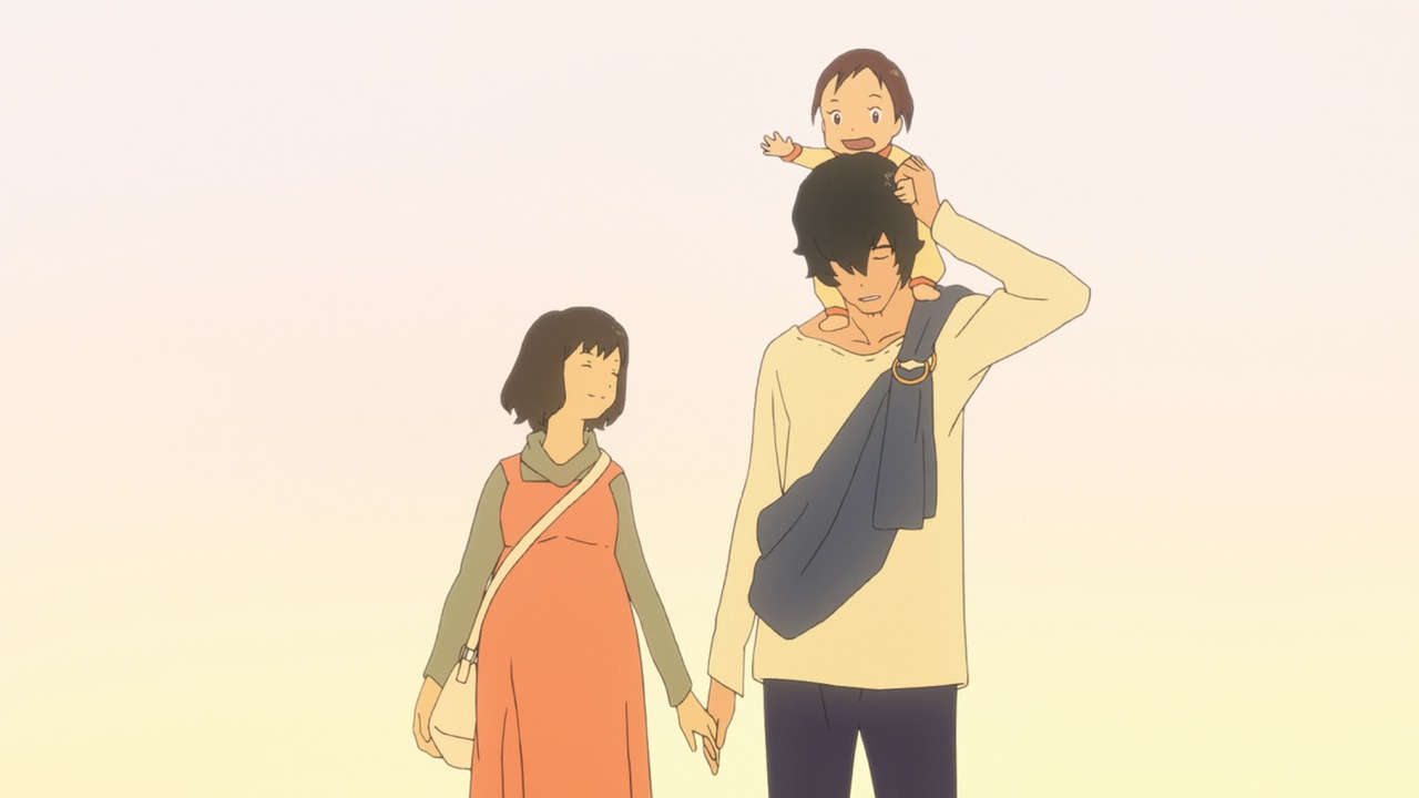 Wolf Children: Ame & Yuki Full - MangaNT