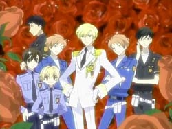 Ouran High School Host Club   11   01