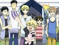 Ouran High School Host Club   16   12