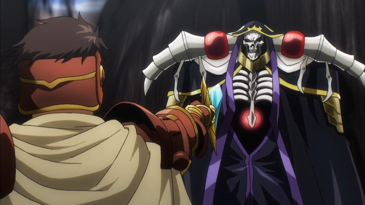 Overlord New World Map Overlord All Hail Ainzsama T