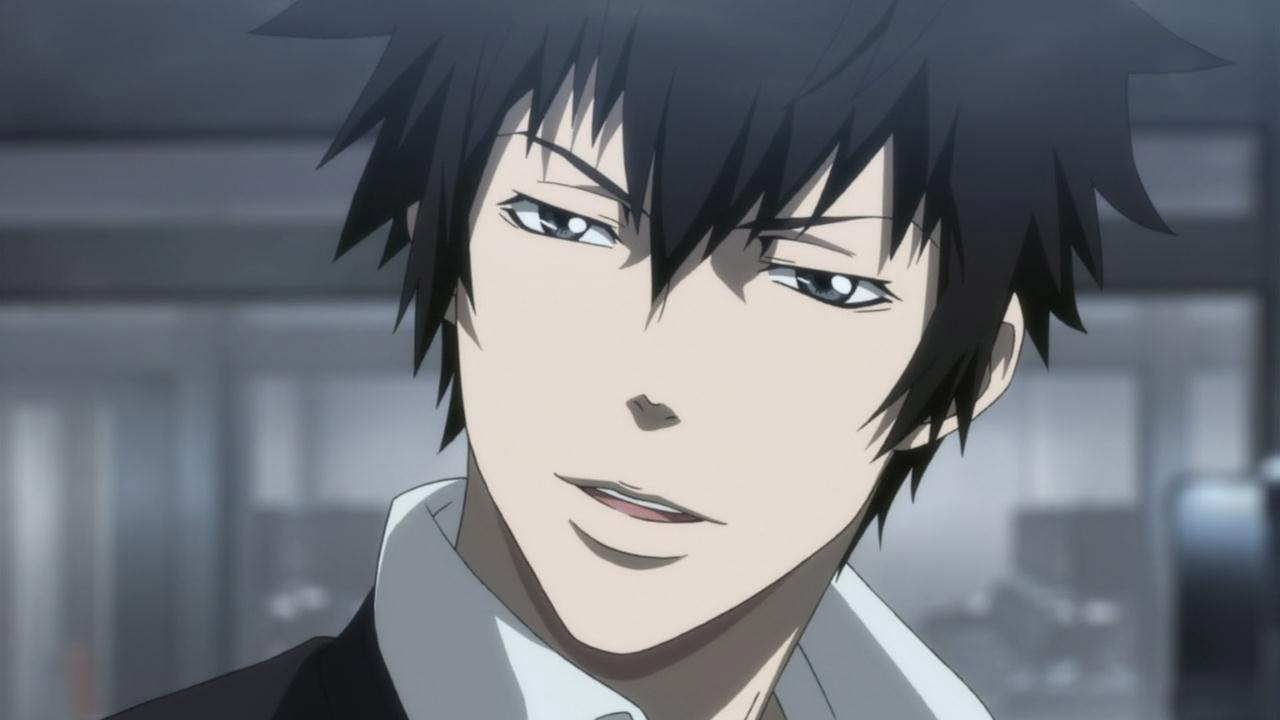 Personality ... MBTI Enneagram Shinya Kogami (Psycho-Pass) ... loading picture