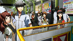 Persona 4 the ANIMATION   15   07