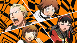 Persona 4 the ANIMATION   15   30