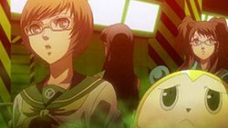Persona 4 the ANIMATION   16   22