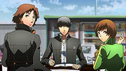 Persona 4 the ANIMATION   18   10
