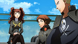 Persona 4 the ANIMATION   18   21