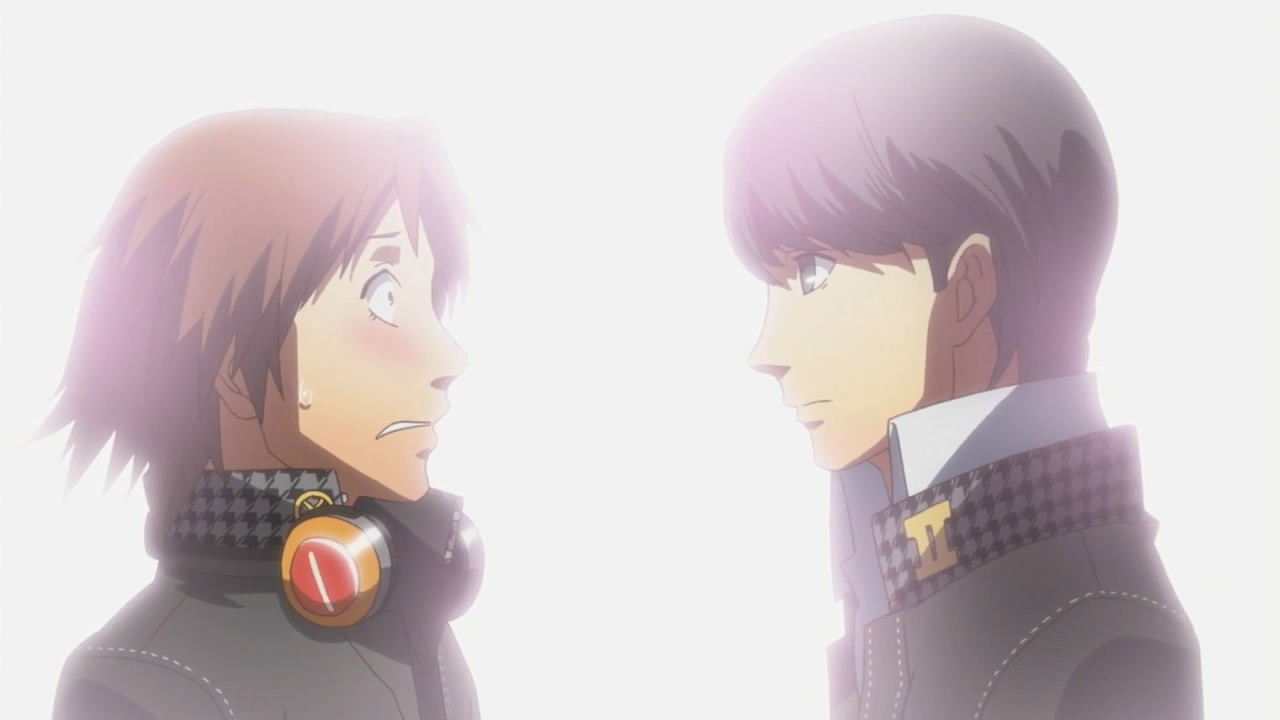 persona 4 Dating Chie e Yukiko