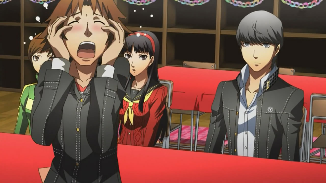 Dating yumi persona 4 the animation