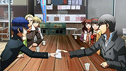 Persona 4 the ANIMATION   21   02