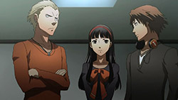 Persona 4 the ANIMATION   23   19