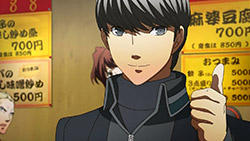 Persona 4 the ANIMATION   23   35