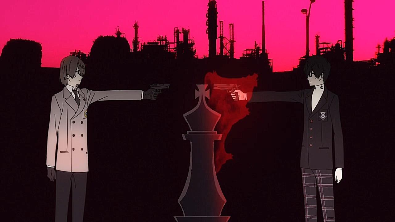 Persona 5 the Animation - 26 (END) | Random Curiosity