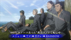RAINBOW Nisha Rokubou no Shichinin   04   Preview 02