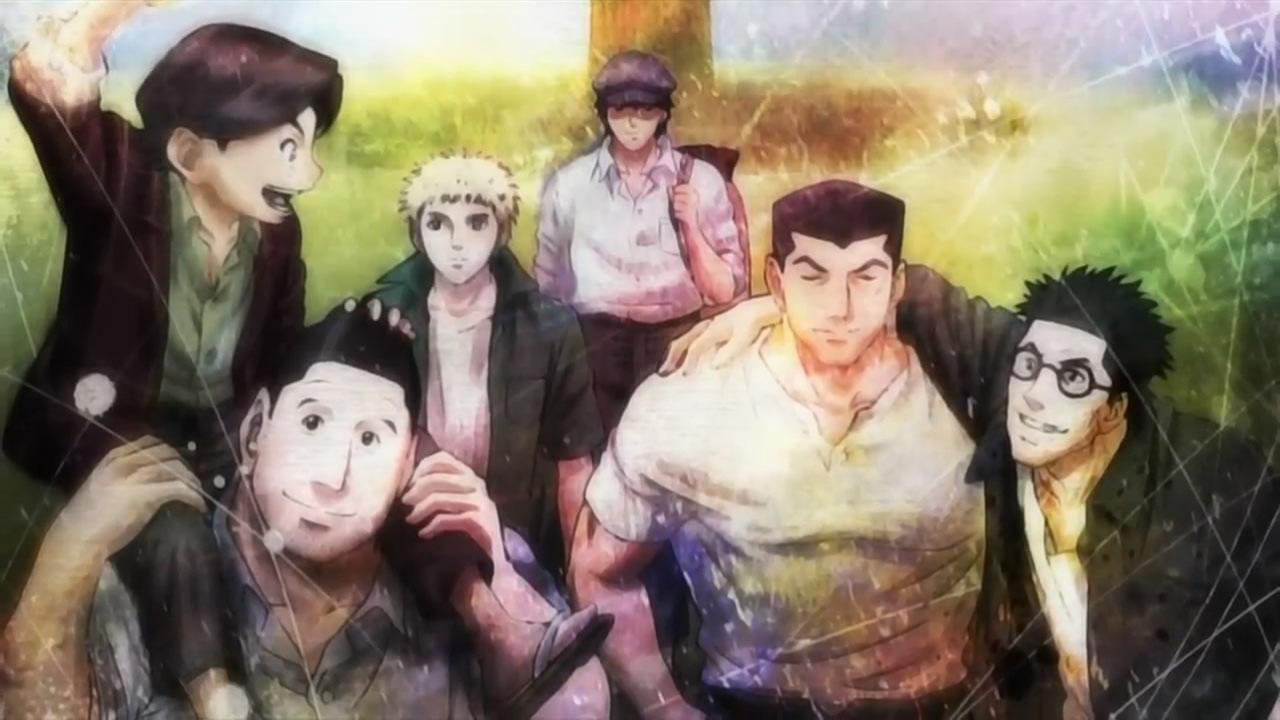 RAINBOW Nisha Rokubou no Shichinin so TOUCHING. the