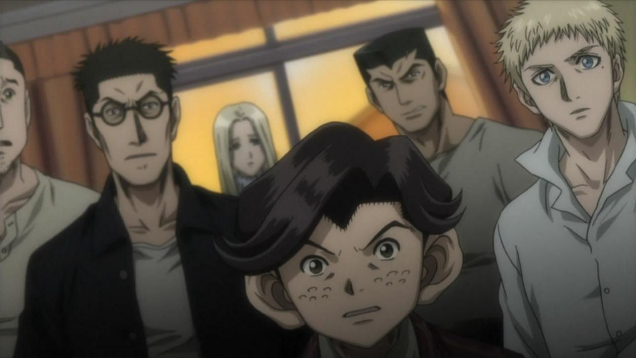 RAINBOW: Nisha Rokubou no Shichinin – 23 – Random Curiosity