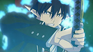 Ao no Exorcist   2011 04   Divine