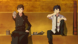 Ao no Exorcist   2011 06   Takaii