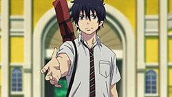 Ao no Exorcist   2011 07   Takaii