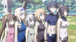 Infinite Stratos   2011 03   Takaii