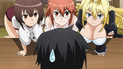 SEKIREI Pure Engagement   00   04