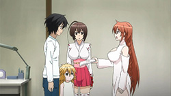 SEKIREI Pure Engagement   04   13